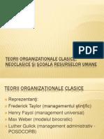 Teorii+Organizationale+Clasice,+Neoclasice+şi+Şcoala+resurselor