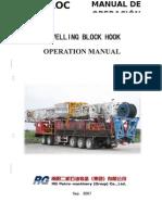 Manual Block de Gancho