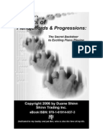 Piano Chords and Progressions