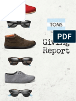TOMS Giving-Report 2013