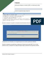 Servidor LDAP en Debian 6 Squeeze