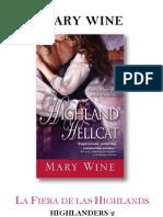 Mary Wine - Serie Highlander 02 - La Fiera de Las Highlands