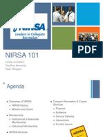 nirsa campusrecreation careerservices