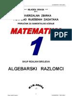 Algebarski razlomci PDF
