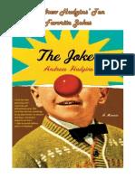 THE JOKER author. Andrew Hudgins' Ten Favorite Jokes