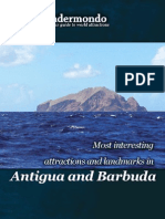 Landmarks and attractions in Antigua and Barbuda