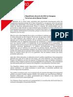 Manifiesto Marea Tricolor