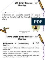 3_Staff Entry - Exit Process