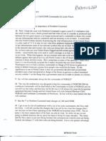 T8 B22 Filson Materials Fdr- Interview of Maj Gen McKinley and Leslie Filson