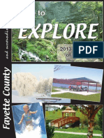 Fayette County Tourism Guide | Schools | Agriculture