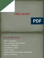 Group 1 Ppt Hrd Audit Debo
