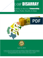 State of Disarray Compounding 4-15-2013