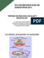 Teorico Repaso Biol Celular y Molecular 2011