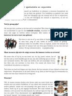Speciesism in class Dutch