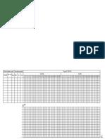 Organizare - Blank - Drumul Critic [A3]