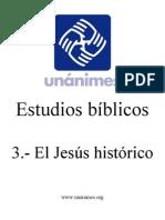 3.- El Jesus Historico