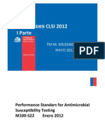 CLSI 2012