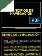 6 PRINCIPIOS DE NAVEGACIÓN