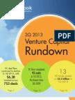 PitchBook 2Q2013 VC Rundown Report