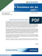 Ago23-10 Educacion Superior en Colombia Cobertura y Relevancia