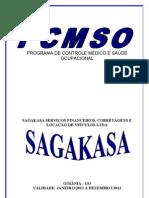PCMSO SAGAKASA 2012