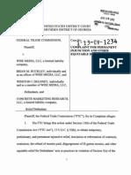 FTC v. Wise Media 041613
