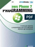 Windows Phone 7 Programming