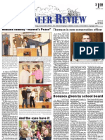 Pioneer Review, Thurs., April 18, 2013