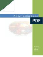 A Town Called Balete