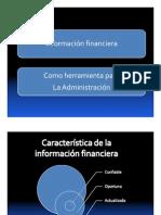 Present Ac i on Informacion Financier A
