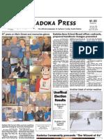 Kadoka Press, Thurs., April 18, 2013