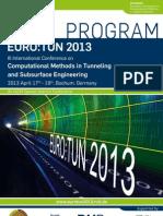 EuroTun-Programmheft