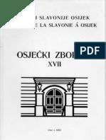 Novcane Ostave 17.St u Slavoniji