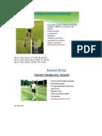 Implementos Escuela de Futbol