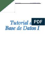 Tutorial de Bases de Datos.doc