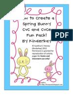 BunnyDrawandCutCVCandCVCeFunPack