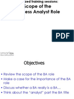 Scope of the BA Role.ppt