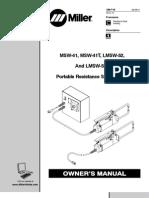 Resistance Welding Manual