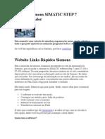 Manual Siemens SIMATIC STEP 7 Programador