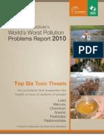 2010 -Top Six Toxins-report