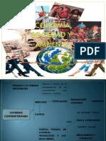 Economía,sociedad y ambiente