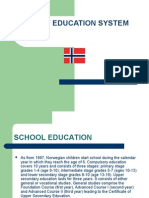 Norway Education System