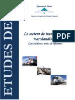 Transport Logistique Ministere Des Finances Maroc