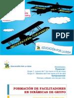 FORMACIÓN+DE+FACILITADORES+EN+DINAMICAS+DE+GRUPO
