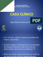 Caso Clinico - Fratura de Galeazzi - PRODOT
