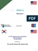 South Korea & The US Government Market