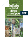 A guide to the identification and control of exotic invasive species in Ontario's hardwood forests