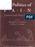 The politics of pain