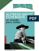 Analisis Literario Un Mundo Para Juluis