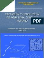 1. Captacion y Conduccion Del Agua